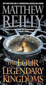 The Four Legendary Kingdoms (Jack West Jr)