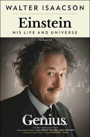 Bog, paperback Einstein af Walter Isaacson