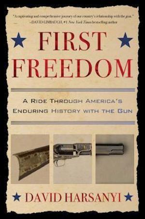 Bog, hardback First Freedom af David Harsanyi