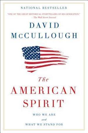 Bog, paperback The American Spirit af David McCullough