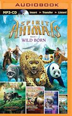 Spirit Animals Books 1-5 (Spirit Animals)