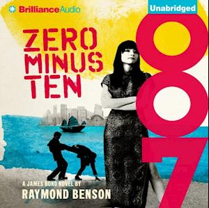 Zero Minus Ten af Raymond Benson