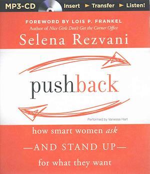 Lydbog, CD Pushback af Selena Rezvani