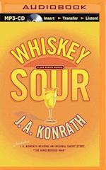 Whiskey Sour af J. A. Konrath