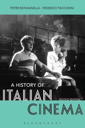 Bog, paperback A History of Italian Cinema af Peter Bondanella