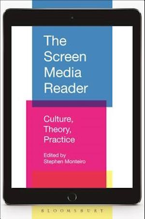 Bog, hardback The Screen Media Reader