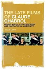 Late Films of Claude Chabrol