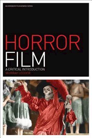 Bog, hardback Horror Film af Murray Leeder