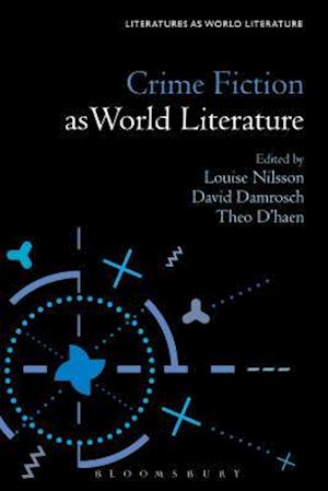 Bog, paperback Crime Fiction as World Literature af David Damrosch