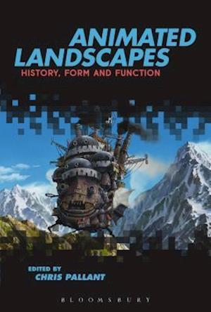 Bog, hæftet Animated Landscapes: History, Form and Function