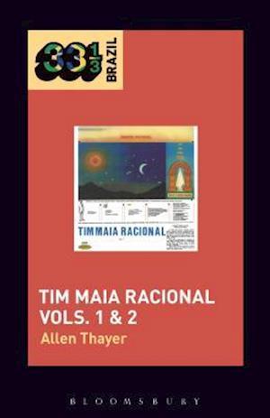 Bog, hardback Tim Maia's Tim Maia Racional af Allen Clancy Thayer