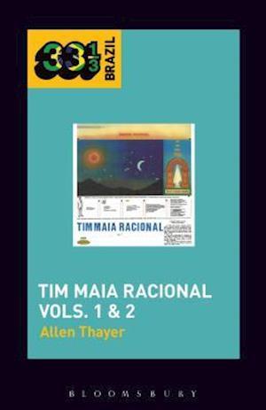 Bog, paperback Tim Maia's Tim Maia Racional af Allen Clancy Thayer