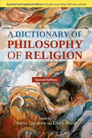 Bog, paperback A Dictionary of Philosophy of Religion af Charles Taliaferro