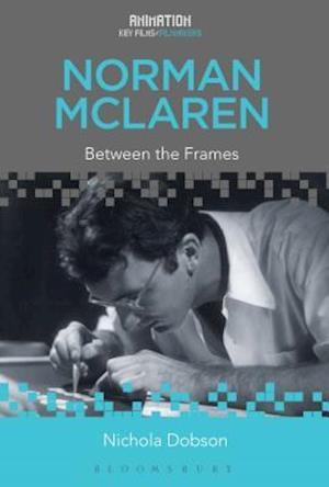 Bog, hardback Norman McLaren af Nichola Dobson