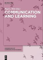 Communication and Learning (Handbooks of Communication Science HoCS, nr. 16)