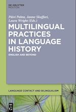 Multilingual Practices in Language History (Language Contact and Bilingualism Lcb, nr. 15)