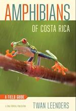 Amphibians of Costa Rica (Zona Tropical Publications)