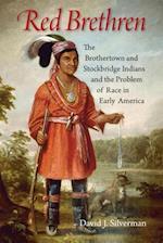 Red Brethren af David J. Silverman