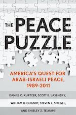 The Peace Puzzle (Published in Collaboration With the United States Institute of Peace)