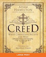 Creed [Large Print] (Creed)