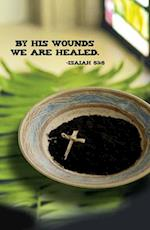 By His Wounds Lenten Bulletin (Pkg of 50)