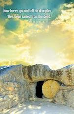 Now Hurry Sunrise Easter Bulletin (Pkg of 50)