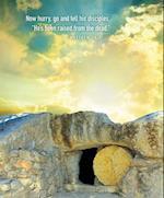 Now Hurry Sunrise Easter Bulletin, Large (Pkg of 50)