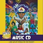 Vacation Bible School (Vbs) 2017 Super God! Super Me! Super-Possibility! Music CD