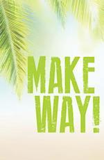 Make Way! Images Palm Sunday Bulletin (Pkg of 50)