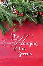 The Hanging of the Greens Holly Christmas Bulletin (Pkg of 50)