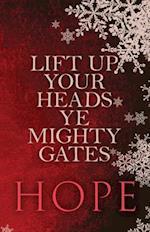 Hope Hymn Advent Bulletin (Pkg of 50)
