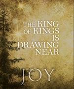 Joy Hymn Advent Bulletin, Large (Pkg of 50)