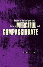 Merciful and Compassionate Lenten Bulletin (Pkg of 50)
