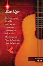 Silent Night Christmas Bulletin (Pkg of 50)
