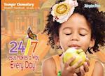 Vacation Bible School (Vbs) 2018 24/7 Younger Elementary Student Handbook (Grades 1-3) (Pkg of 6) (247)