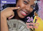 Vacation Bible School (Vbs) 2018 24/7 Teen Student Handbook (247)