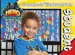Vbs Hero Central Preschool/Kindergarten Student Book (Pkg of 6)