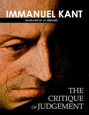 Critique of Judgement af Immanuel Kant