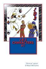 J.B.3 Characters af Jason O'Neal Williams