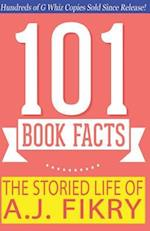 The Storied Life of A.J. Fikry - 101 Book Facts
