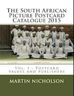 The South African Picture Postcard Catalogue 2015