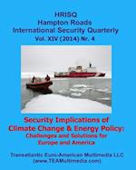 Security Implications of Climate Change & Energy Policy
