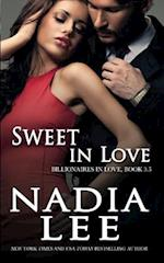 Sweet in Love (Billionaires in Love Book 3.5) af Nadia Lee