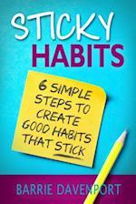 Sticky Habits af Barrie Davenport