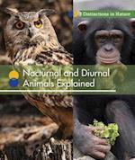 Nocturnal and Diurnal Animals Explained (Distinctions in Nature Group 2)