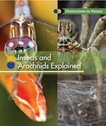 Insects and Arachnids Explained (Distinctions in Nature Group 2)