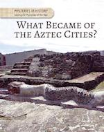 What Became of the Aztec Cities? (Mysteries in History Solving the Mysteries of the Past)