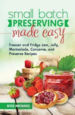 Small Batch Preserving Made Easy