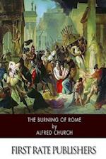 The Burning of Rome af Alfred Church