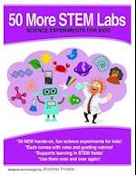 50 More Stem Labs - Science Experiments for Kids af Andrew Frinkle